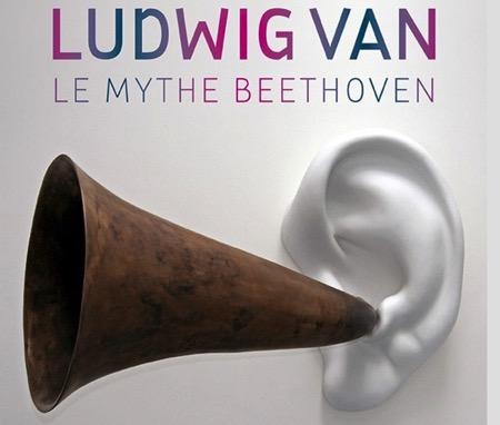 Exposition : Ludwig Van, le mythe Beethoven à la Philharmonie de Paris