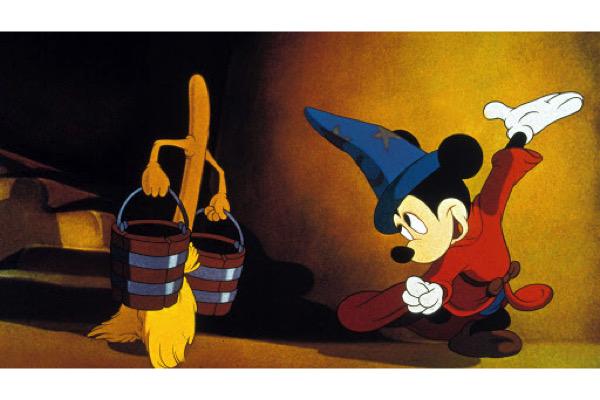 fantasia, - FANTASIA (Disney): l'inclassable fusion entre la musique et l'image