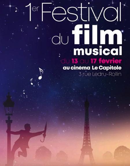 1er Festival du film musical à Suresnes