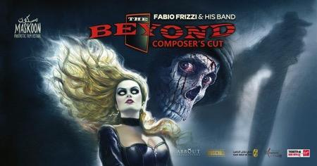 frizzi,@,beyond, - Fabio Frizzi à Beyrouth (Liban) au Maskoon, Festival du Film Fantastique