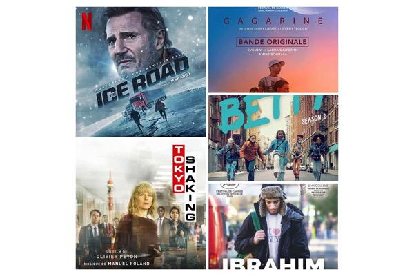 betty2020043019,ice-road2021062013,lansky2021062702,tokyo-shaking2021043012,gagarine2020053113,ibrahim2020082814, - Sorties de BO : les musiques de films disponibles au 27 juin 2021