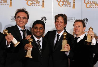 rahman,slumdog_millionaire,boyle, - Golden Globes 2009 : les lauréats