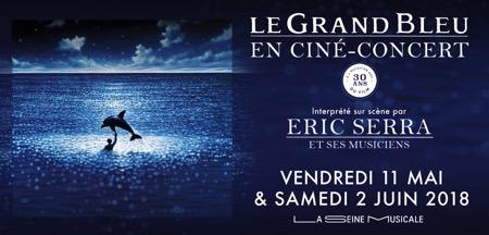 serra,grand_bleu,@, - LE GRAND BLEU fête ses 30 ans en ciné-concert à la Seine Musicale de Paris, avec Eric Serra