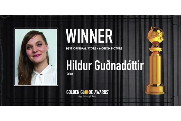 joker2019,guonadottir, - Golden Globes 2020 : Hildur Guðnadóttir (JOKER), première femme lauréate du Prix de la meilleure musique de film !