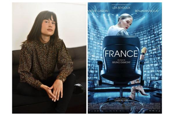 par-un-demi-clair-matin,happard,Cannes 2021, - Interview : l'incroyable histoire de Sabine Happard, compositrice du thème de FRANCE de Bruno Dumont