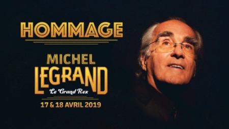 Concert Hommage à Michel Legrand