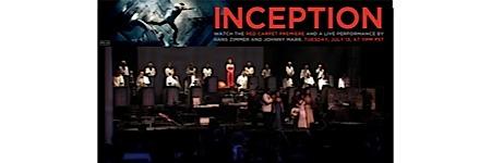 zimmer,inception, - Concert d'INCEPTION à L.A : Di Caprio trouve que Hans Zimmer est un génie !