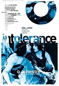 duhamel,jansen, - Ciné-Concert d'Intolérance de Griffith