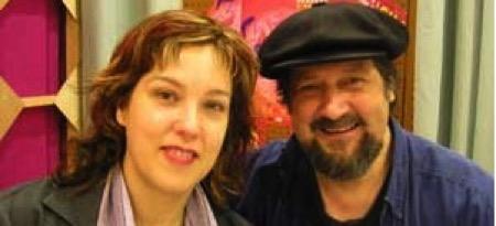 desrochers,boileau,vie_secrete_gens_heureux,Quebec, - Interview B.O : Pierre DESROCHERS & Nathalie BOILEAU, couple de  compositeurs québécois