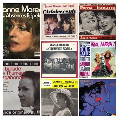 Disparition : Jeanne Moreau, une voix de cinéma disparait. Hommage en chansons.
