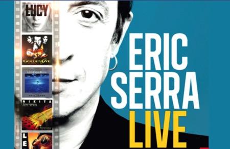 serra,@, - La Baule 2018 : Eric Serra au 5ème Festival du Cinéma et Musique de Film