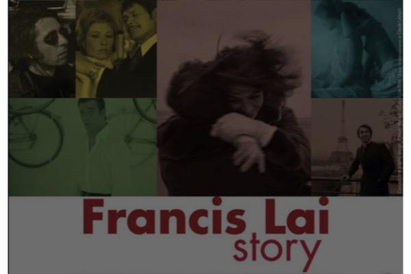 Hommage à Francis Lai au Grand Rex de Paris
