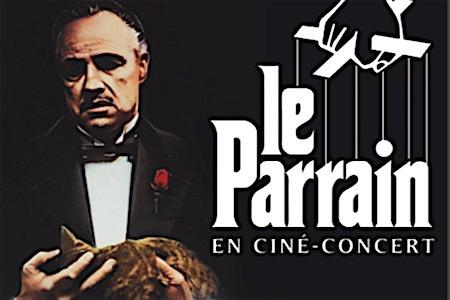"""parrain,rota,@, - Ciné-concert : """"Le Parrain"""" au Palais des Congrès de Paris"""