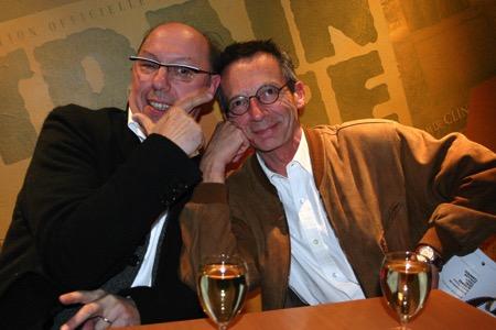 leconte,perruchon,dogora, - Interview B.O : Etienne Perruchon et Patrice Leconte (DOGORA)