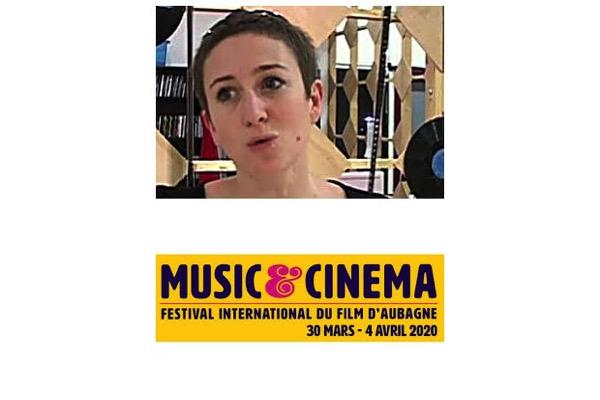 Festival MUSIC & CINEMA d'Aubagne : Gaëlle Rodeville, déléguée générale, promue Chevalier de la Légion d'honneur
