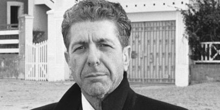 fata-morgana,pump-up-the-volume,journal-intime,eau-froide,exotica,secretaire,watchmen, - Leonard Cohen (1934 - 2016) : Sélection de ses chansons au cinéma