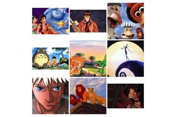 roi_oiseau,brisby-et-secret-de-nimh,taram-et-chaudron-magique,basil-detective-prive,totoro,akira,land_before_time,aladdin,lion_king,etrange_noel_jack,ghost_in_the_shell,chicken_run,incredibles,azur_asmar,coraline,listes,waltz_with_bashir, - Liste B.O : 16 musiques conçues pour des films d'animation cultes
