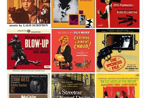 Panorama BO : 20 musiques de films Jazz (1ère partie : le cinéma américain et britannique)