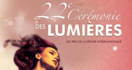 22èmes Lumières de la presse internationale : Nominations avec Sophie Hunger, Ibrahim Maalouf, Laurent Perez del Mar, ROB, Philippe Rombi et Gabriel Yared.