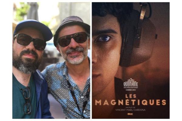 magnetiques2021062501,sztanke,thibault-deboaisne,Cannes 2021, - Interview / Cannes 2021 : David Sztanke & Thibault Deboaisne (LES MAGNÉTIQUES de Vincent Cardona)