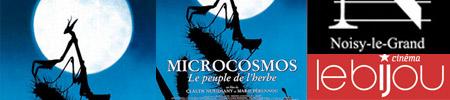 coulais,microcosmos, - Premier concert du Cinema Orchestra, sous le parrainage de Bruno Coulais