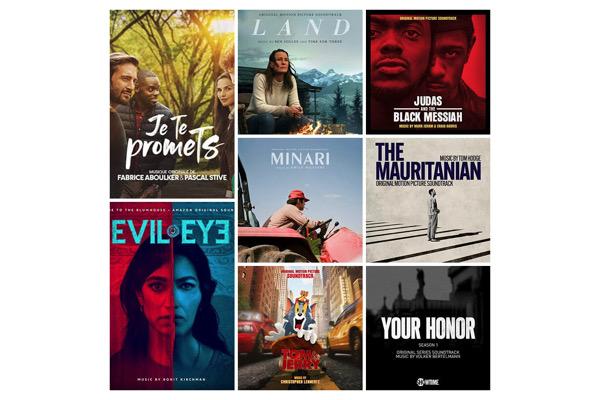Sorties de BO : les musiques de films disponibles au 13 février 2021