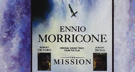 mission,morricone, - MISSION d'Ennio Morricone : une musique de la salvation ?