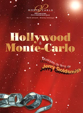 Hollywood à Monte-Carlo - Concert Goldsmith 2003