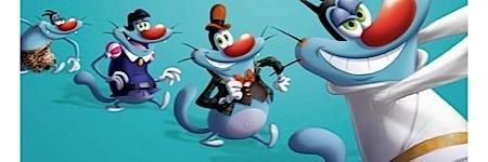 artaud,oggy-et-cafards, - Vincent Artaud, l'artiste de OGGY ET LES CAFARDS