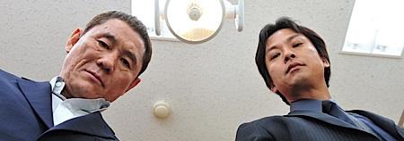 biutiful,santaolalla,suzuki,outrage,kitano,inarritu,film_socialisme,godard, - Cannes #6 : L'électronique du merveilleux Outrage l'emporte sur la guitare de l'affreux Biutiful