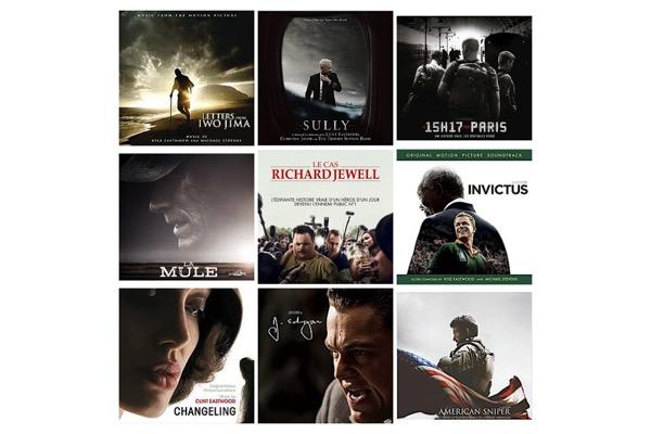 Panorama BO : Clint Eastwood, les véritables héros de son cinéma