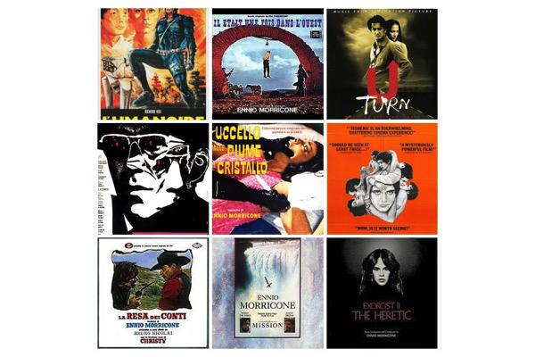 Panorama BO : Ennio Morricone en 3 chapitres de 20 musiques (Mélodies & dissonances, Sonorités insolites, Rythmiques)