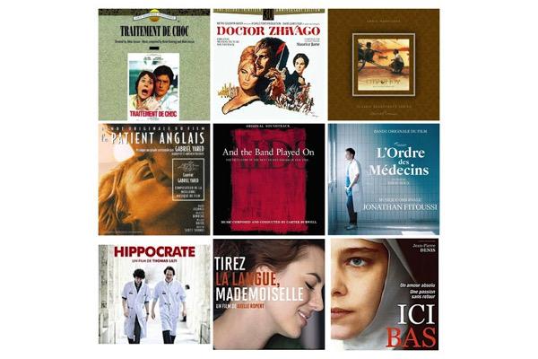 Panorama BO : Soignantes et soignants au cinéma (de Maurice Jarre à Gabriel Yared)
