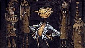 cave,del_toro, - Nick Cave écrit la musique du PINOCCHIO adapté par Del Toro