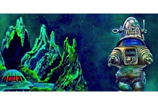 planete-interdite,@, - BO electro culte #1 : PLANÈTE INTERDITE (1956), quand la Science-Fiction autorise des sons étranges