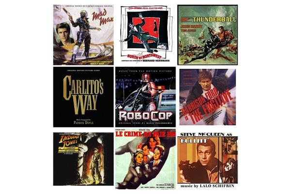 Panorama BO : les scènes de poursuite au cinéma en 20 musiques [Podcast]
