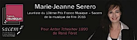 serero,bouhafa,@,sacem,france-musique,anton-tchekhov-1890, - 10e prix France Musique Sacem de la musique de film : Marie-Jeanne Serero lauréate