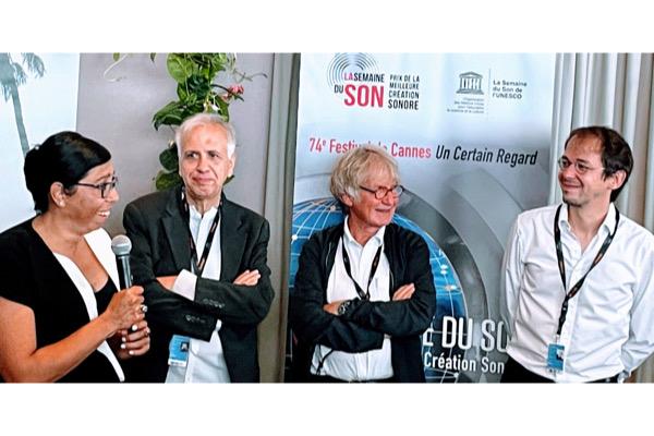 ,@,rone,coulais,leguay,Cannes 2021,prayers-for-the-stolen2021071510, - Cannes 2021 / Un Certain Regard : Le Prix de la Meilleure Création Sonore revient à NOCHE DE FUEGO