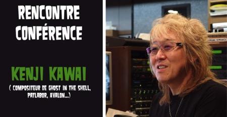 kawai,wayo-records,@, - Kenji Kawai en France à la rencontre de son public, à Paris le 30 novembre 2017 et à Lyon les 2 et 3 décembre