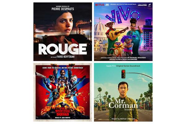 Sorties de BO : les musiques de films disponibles au 9 août 2021