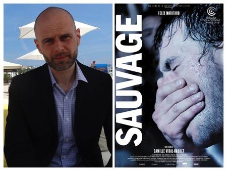 sauvage2018, - Cannes 2018 : Interview Camille Vidal-Naquet (réalisateur de SAUVAGE), 'la musique, porte de sortie très discrète vers certaines émotions'
