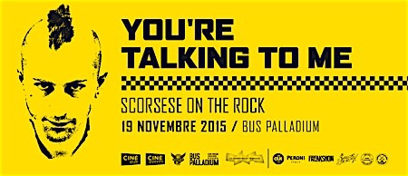 scorsese,@,cinema-of-martin-scorsese, - Soirée 'Rock' Martin Scorsese au Bus Paladium (Paris)
