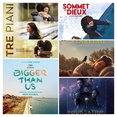Sorties de BO : les musiques de films disponibles au 25 septembre 2021
