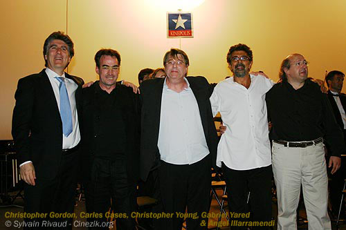 silvestri, - 2ème festival Soncinemad (2007) : Concert de Alan Silvestri