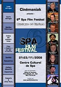 reyes,cosma, - Vladimir Cosma au 6e Spa Film Festival