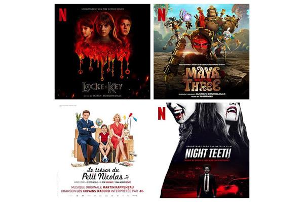 Sorties de BO : les musiques de films disponibles au 23 octobre 2021
