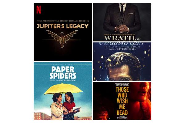 Sorties de BO : les musiques de films disponibles au 8 mai 2021