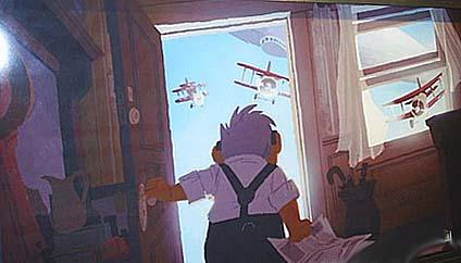 ratatouille,incredibles,giacchino, - Michael Giacchino et Pixar, jamais 2 sans 3 !