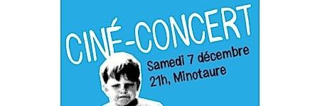 ,@, - 22e Festival du film de Vendôme - Ciné concert du 'Petit Fugitif' par Eric Chenaux.