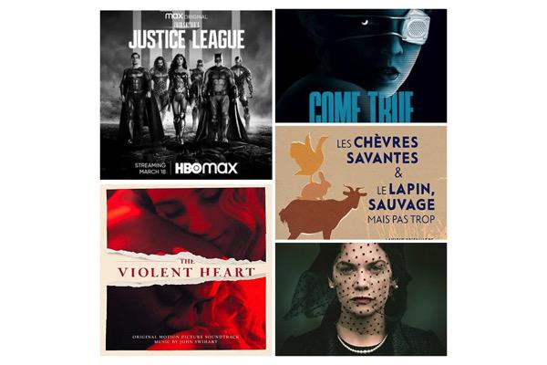 zack-snyders-justice-league2021030613,violent-heart2020082901,pas-si-betes2021031212,come-true2021031319,carnival-of-souls2021030812, - Sorties de BO : les musiques de films disponibles au 13 mars 2021